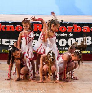 5. Tanzspektakel in Erkner – tolle Platzierungen und Pokale!!!
